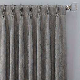 Drift Pinch Pleat Window Curtain Panel