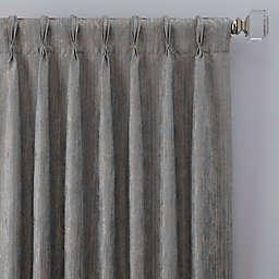 Drift Pinch Pleat Window Curtain Panel (Single)