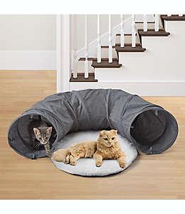 Túnel para gato Pawslife™ en gris
