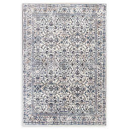 Bennett Tapestry 7'10 x 11'2 Area Rug in Blue