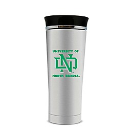 University of North Dakota 16 oz. Vacuum Sealed Stainless Steel Tumbler