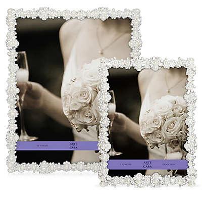 Arte De Casa Elegance Pewter Frame