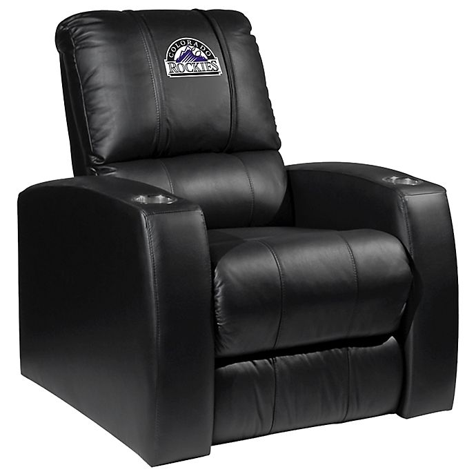 Alternate image 1 for MLB Colorado Rockies Relax Recliner