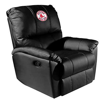 MLB Boston Red Sox Rocker Recliner