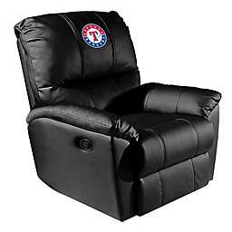 MLB Texas Rangers Rocker Recliner