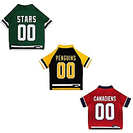 NHL Dog Jersey Collection