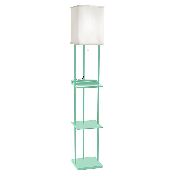 Equip Your Space 201 Tag 232 Re Floor Lamp With Charging Station Bed Bath And Beyond Canada