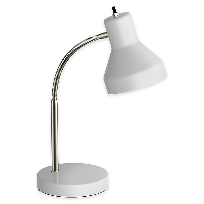 Alternate image 1 for Equip Your Space Gooseneck Desk Lamp