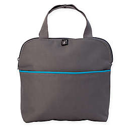 J.L. Childress MaxiCOOL 4-Bottle Cooler in Grey/Teal