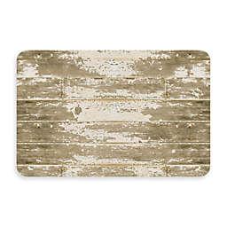 Bungalow Flooring New Wave 18-Inch x 27-Inch Barnboard Kitchen Mat