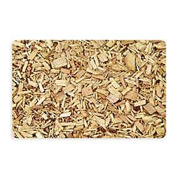 Bungalow Flooring New Wave 18-Inch x 27-Inch Sawdust Kitchen Mat