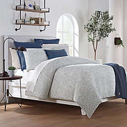 UGG® Olivia King Duvet Cover in Blue