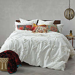 Global Caravan Lyric Duvet Cover