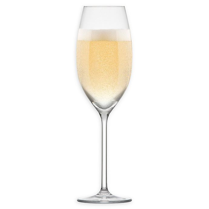 Alternate image 1 for Schott Zwiesel® Note Sparkling Wine Glasses (Set of 6)