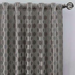 Verde Rod Pocket/Back Tab Window Curtain Panel