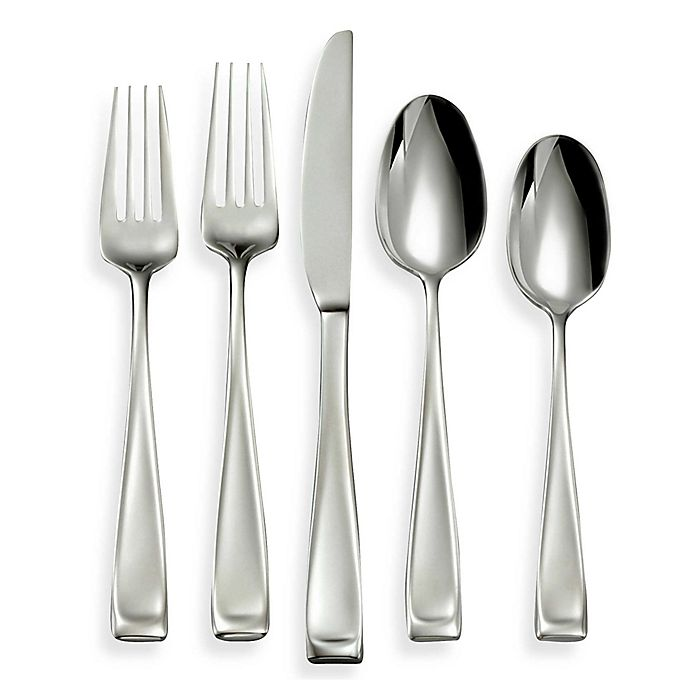 Alternate image 1 for Oneida® Moda 75-Piece Flatware Set