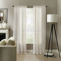 Linden Rod Pocket Sheer Window Panel
