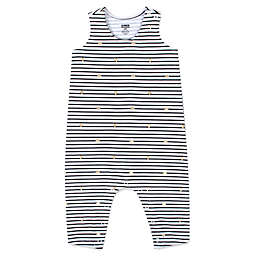 Aimee Kestenberg Striped Stars Coverall in Black
