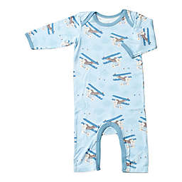 Bestaroo™ Airplanes Coverall in Blue