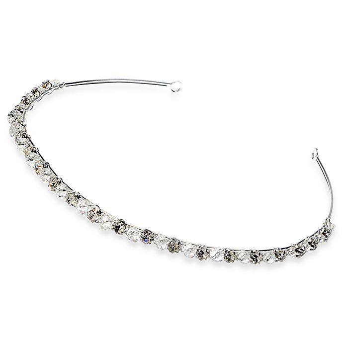 Alternate image 1 for Swarovski Crystal and Rhinestone Headband