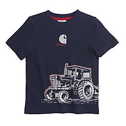 Carhartt® Tractor Tee in Navy