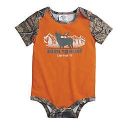 Carhartt® Born to Hunt Camo Bodyshirt in Orange