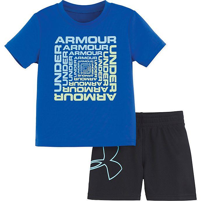 Alternate image 1 for Under Armour® Twist 2-Piece Set in Blue