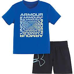 Under Armour® Twist 2-Piece Set in Blue