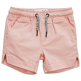 Sovereign Code® Woven Jogger Shorts in Pink