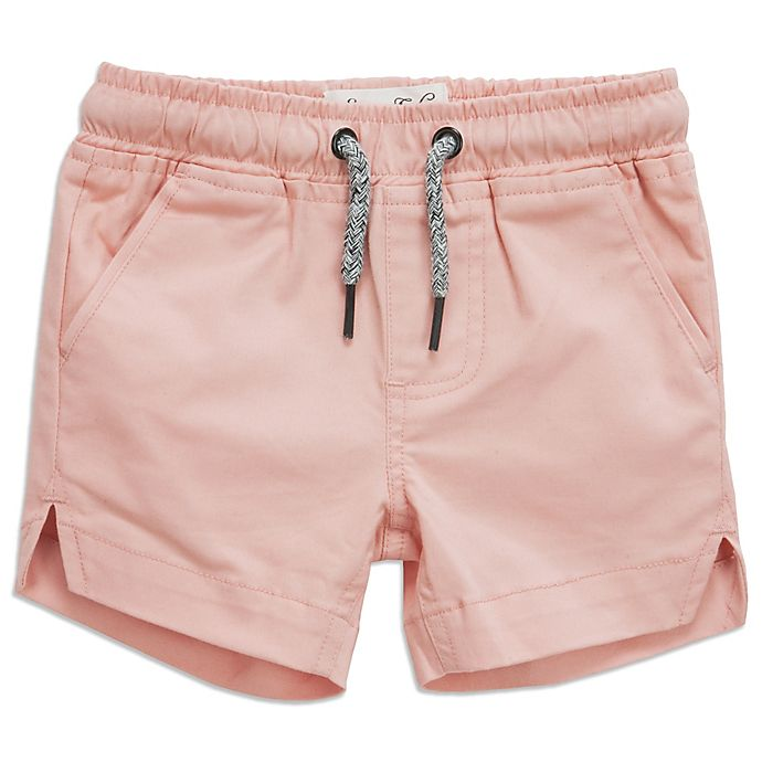 Alternate image 1 for Sovereign Code® Woven Jogger Shorts in Pink