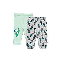 Rosie Pope Baby® 2-Pack Pineapple Cactus Pants