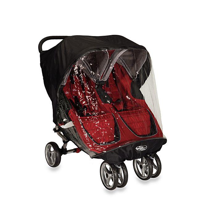 Alternate image 1 for Baby Jogger® City Mini/Mini GT Double Rain Canopy