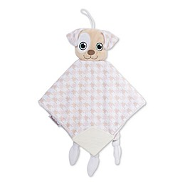 BooginHead® PaciPal Teether Blanket with Pacificer Holder in Tan