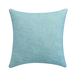 Coastal Life Luxe Honolulu Textured Throw Pillow in Blue