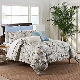 Coastal Life Luxe Tropez Twin Comforter Set in Natural
