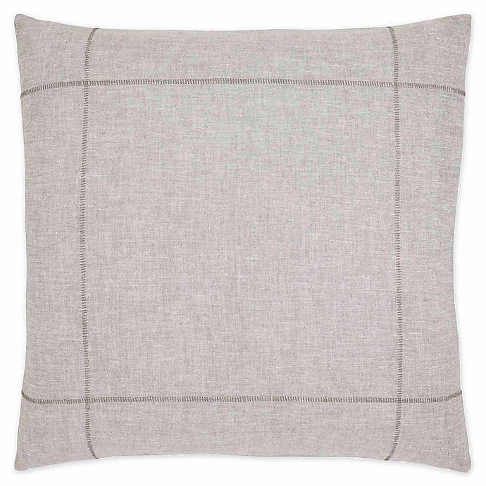 Alternate image 1 for ED Ellen DeGeneres™ Dream Square Pillow in Alpaca