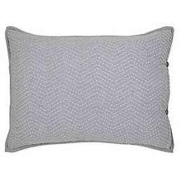 ED Ellen DeGeneres™ Dream Breakfast Throw Pillow in Blue Wash