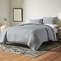 ED Ellen DeGeneres™ Dream Full/Queen Duvet Cover in Blue Wash