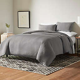 ED Ellen DeGeneres™ Dream King Duvet Cover in Charcoal