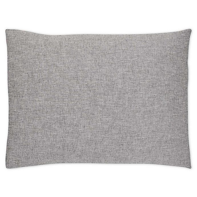 Alternate image 1 for ED Ellen DeGeneres™ Dream Standard Sham in Charcoal