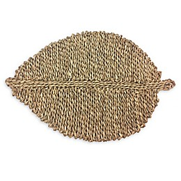 Sisal Leaf Placemat in Natural