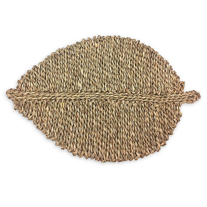 Alternate image 1 for Sisal Leaf Placemat in Natural