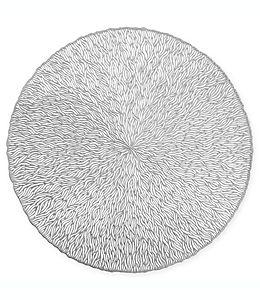 Mantel individual Serenity plata