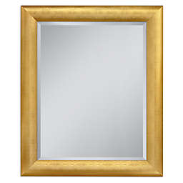 Head West Pave Weave Wall Mirror