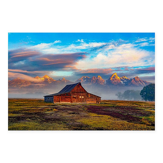 Alternate image 1 for Masterpiece Art Gallery Serenity 24-Inch x 36-Inch Canvas Wall Art