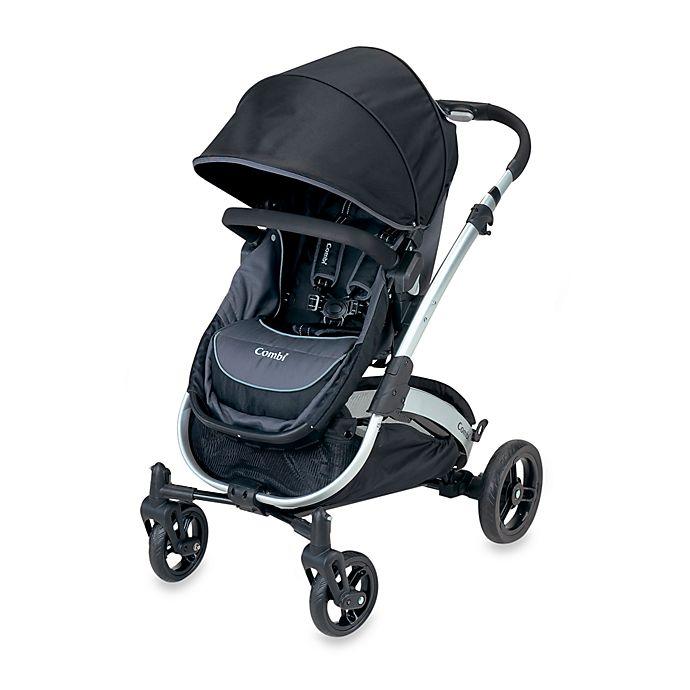 how to open combi stroller