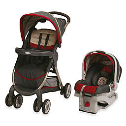 Graco® FastAction™ Fold Click Connect™ Travel System in Finley™