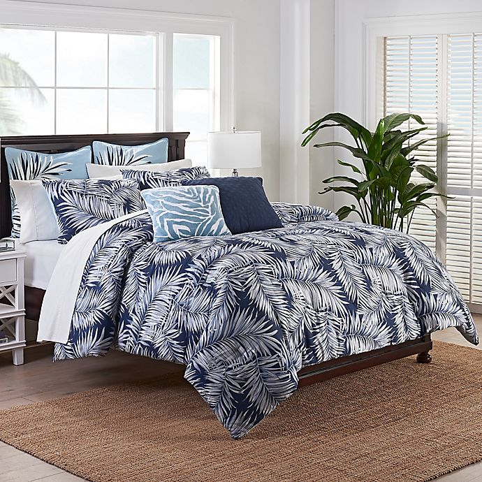 Alternate image 1 for Coastal Life Luxe Shelly Bedding Collection