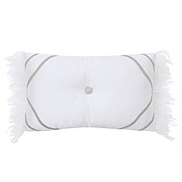 Charisma Dianti Oblong Throw Pillow in Champagne