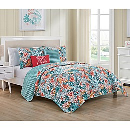 VCNY Home Kayla Reversible Quilt Set